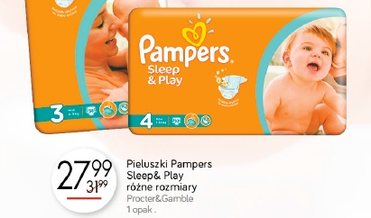 Promo pampers intermarche