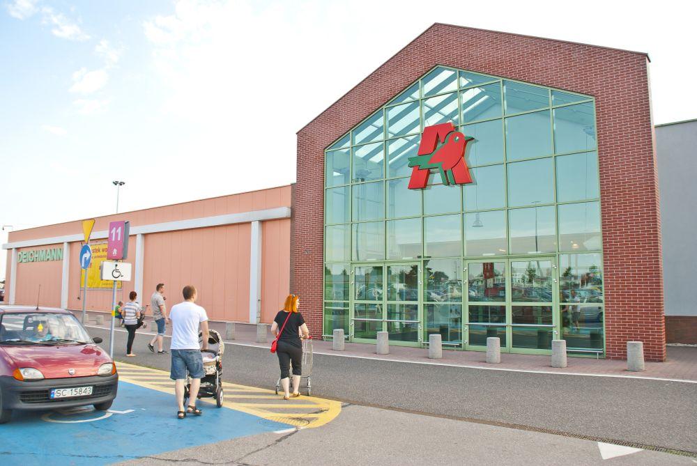 89d0f1ec6b56ed Centrum handlowe CH Auchan Częstochowa (Poczesna)