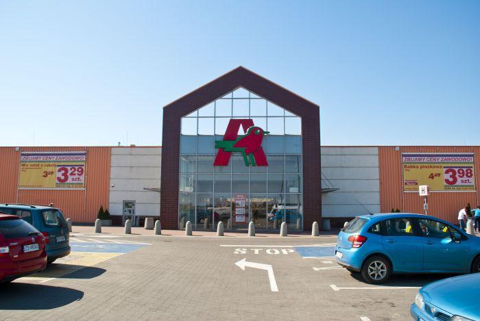 Centrum Handlowe Ch Auchan Kołbaskowo