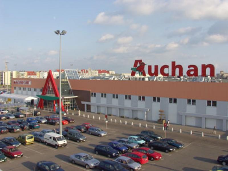 Centrum Handlowe Ch Auchan Płock