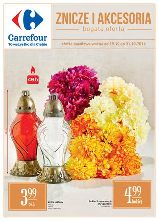 Carrefour: 1 gazetka