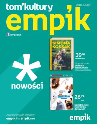 Empik: 1 gazetka
