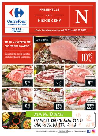 Carrefour: 6 gazetki