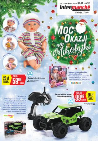 Intermarche Super: 4 gazetki