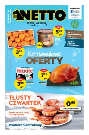 Netto: 7 gazetki