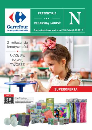 Carrefour: 8 gazetki