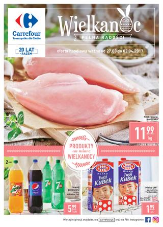 Carrefour: 4 gazetki