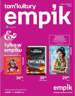 Empik: 2 gazetki