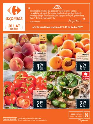 Carrefour Express: 2 gazetki