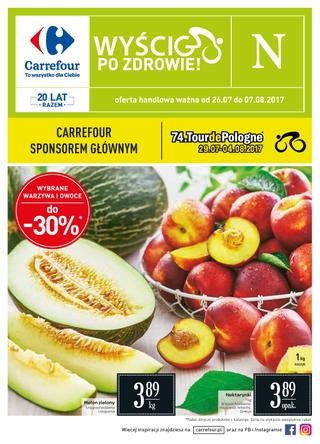 Carrefour: 2 gazetki