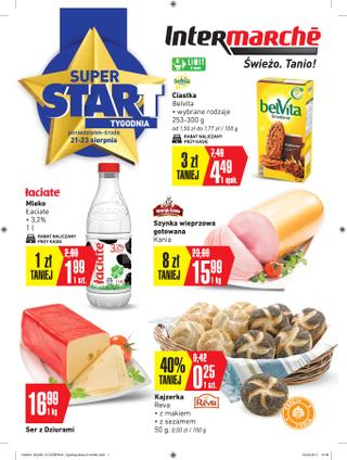 Intermarche Contact: 3 gazetki