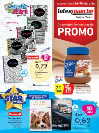 Intermarche Super: 5 gazetki