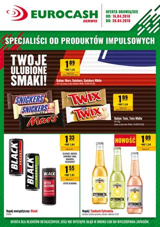 Eurocash Cash&Carry: 5 gazetki