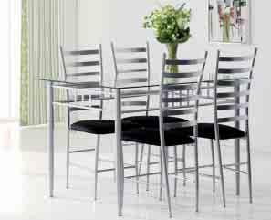 Archiwum Stół 4 Krzesła Do Jadalni Milan Jysk 26 06