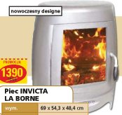 Archiwum | Piec INVICTA LA BORNE - Leroy Merlin 10. 09. 2008 - 01 ...