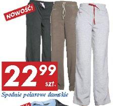 Archiwum   Spodnie polarowe damskie Auchan Hipermarket 05