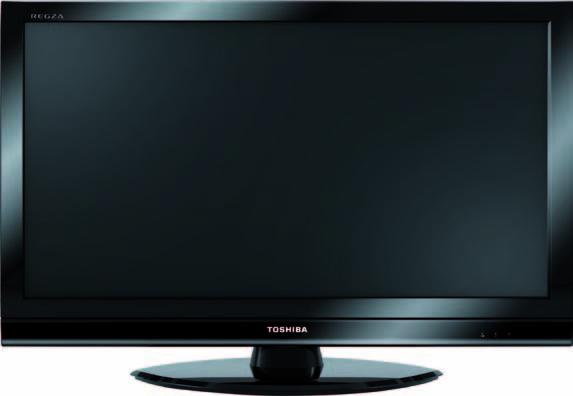 archiwum toshiba telewizor panoramiczny lcd 40 cali 40xv733 regza rtv euro agd 25 05 2010. Black Bedroom Furniture Sets. Home Design Ideas