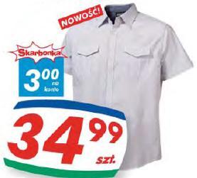 ARCHIWUM | Ceny promocyjne koszula ulotki, promocje, zniżki  cd3N8