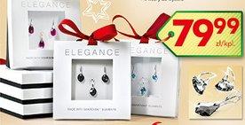 76418d7c380e5 Archiwum   Komplet biżuterii Swarovski Elements - Biedronka 05. 12 ...