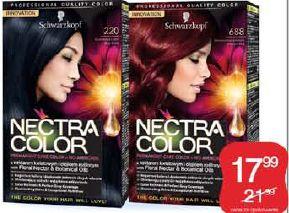 schwarzkopf nectra color - Nectra Color Schwarzkopf