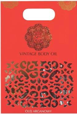 Archiwum Vintage Body Oil Masło Do Ciała 200 Ml żel Pod Prysznic