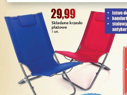 Archiwum Skladane Krzeslo Plazowe Dino 15 07 2015 21 07 2015 Promoceny Pl Ulotki Promocje Znizki