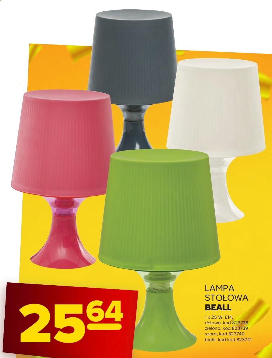 Archiwum Lampa Stołowa Beall Castorama 14 10 2016 30