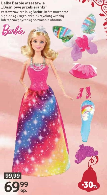 436c2b0496 Lalka Barbie