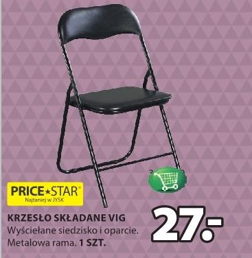 Archiwum Ceny Promocyjne Krzesło Składane Ulotki Promocje Zniżki