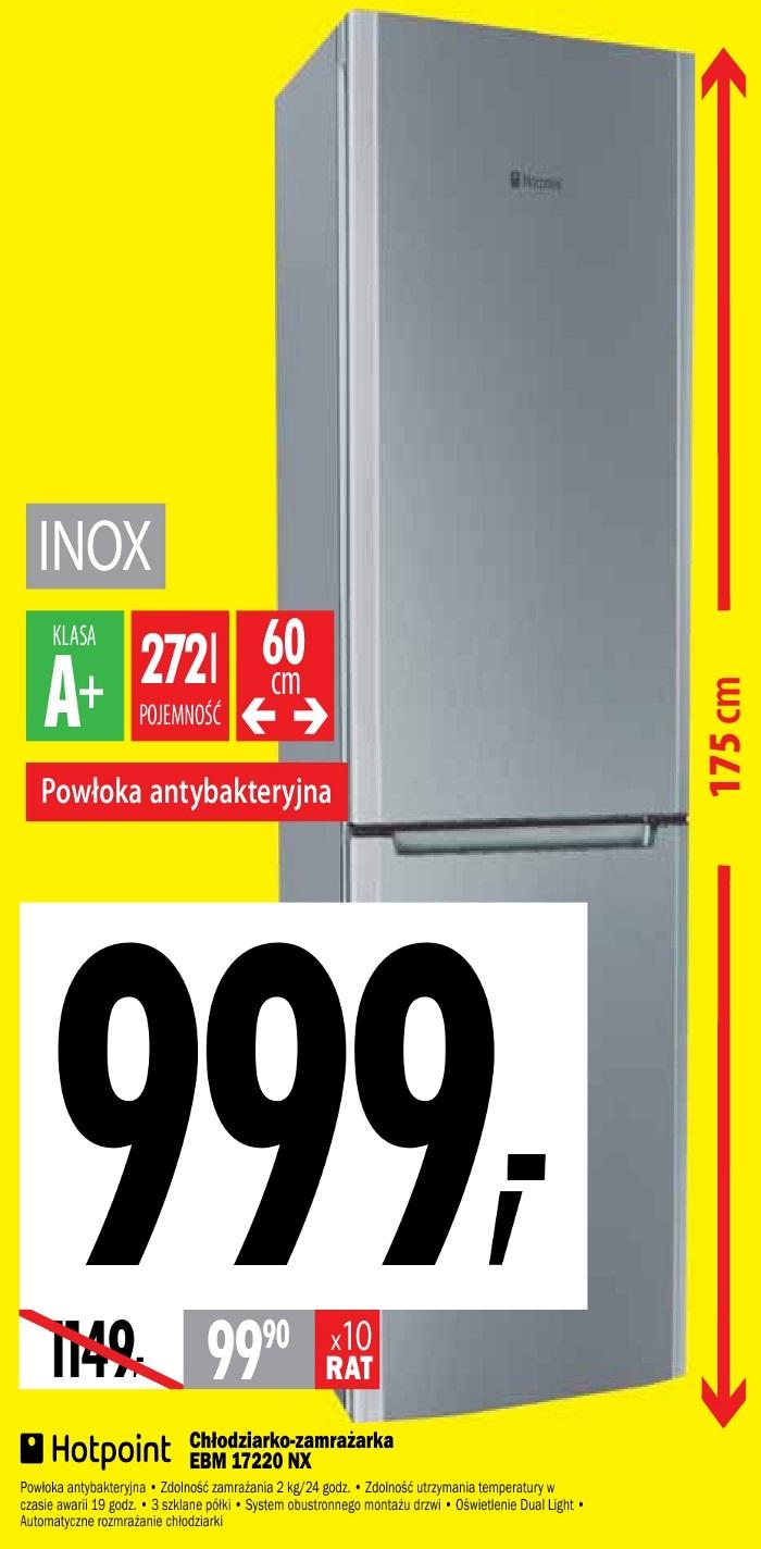 Archiwum Chłodziarko Zamrażarka Ebm 17220 Nx Media