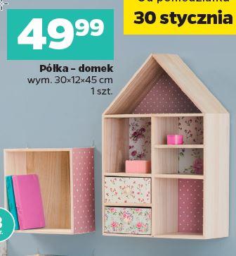 Archiwum Półka Domek Netto 30 01 2017 05 02 2017