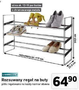 Archiwum Regal Na Buty Lidl 12 01 2017 20 01 2017 Promoceny Pl Ulotki Promocje Znizki