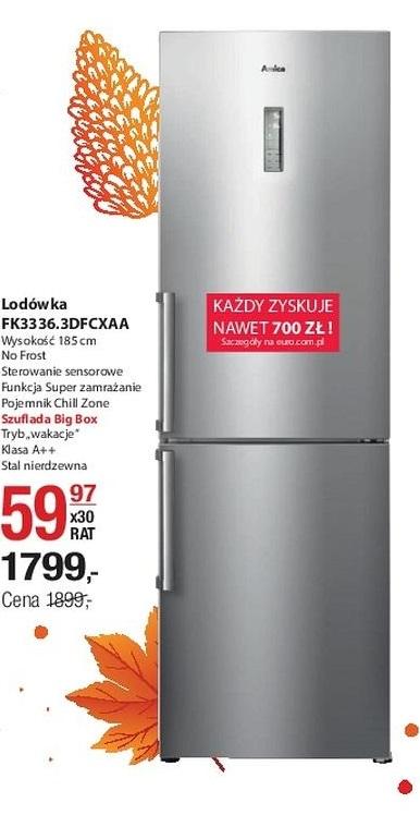 Archiwum Lodówka Amica Fk33363dfcxaa Rtv Euro Agd 03