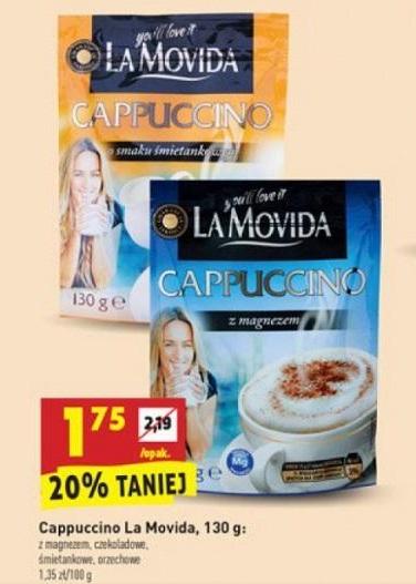 74251f1ad4f86 Cappuccino La Movida