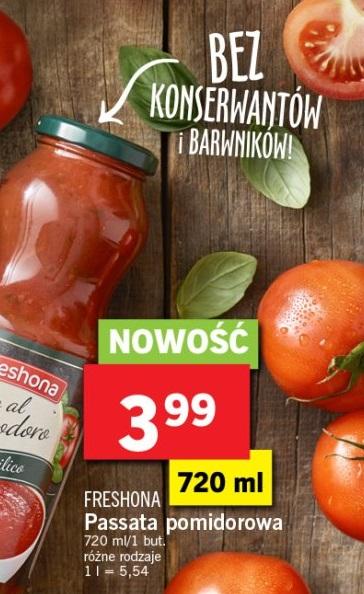 Archiwum Passata Pomidorowa Lidl 01 06 2017 03 06 2017