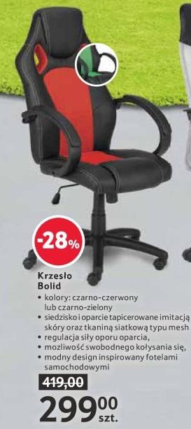 Archiwum Krzesło Bolid Tesco Centra Handlowe 24 08