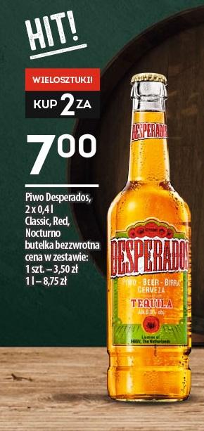 Archiwum Piwo Desperados 2 X 0 4 L Zabka 07 02 2018 20 02 2018 Promoceny Pl Ulotki Promocje Znizki