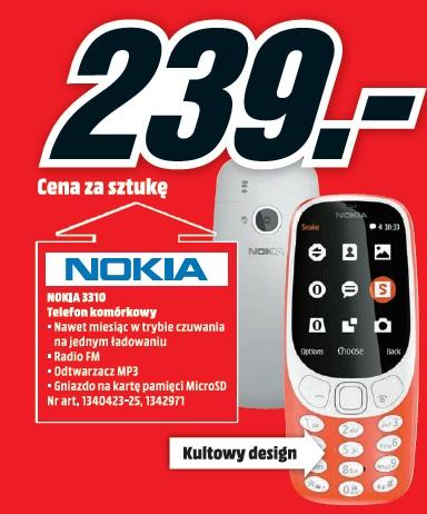 archiwum nokia 3310 telefon kom rkowy media markt 05. Black Bedroom Furniture Sets. Home Design Ideas