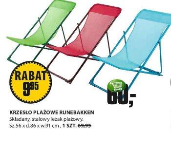 Archiwum Krzeslo Plazowe Jysk 22 05 2014 04 06 2014 Promoceny Pl Ulotki Promocje Znizki