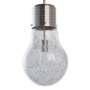 Lampki industrialna loft Leroy Ted Inspire biała