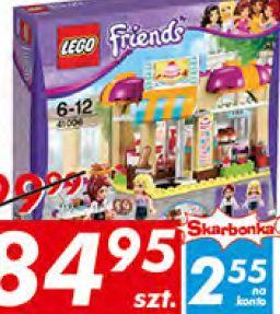Archiwum Klocki Lego Friends Auchan 05 11 2014 30 11 2014