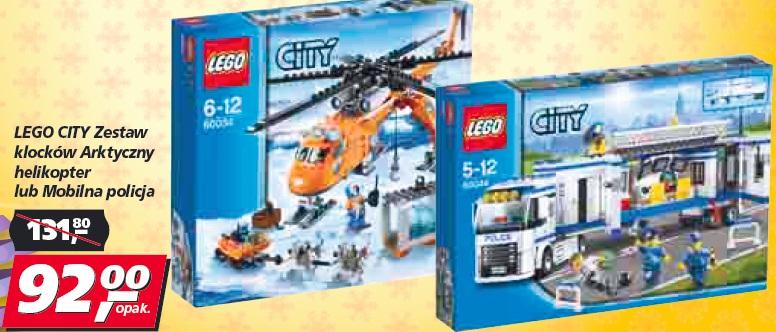 Archiwum Lego City Zestaw Klocków Arktyczny Helikopter Lub Mobilna
