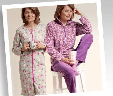 a05c8a1d7ab0e1 Archiwum | Koszula nocna lub piżama damska polarowa - Biedronka 22 ...