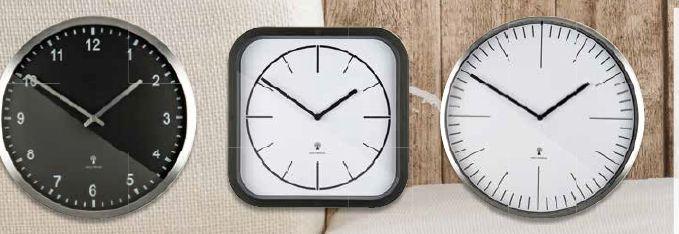 Archiwum Zegar ścienny Sterowany Sygnałem Radiowym Aldi
