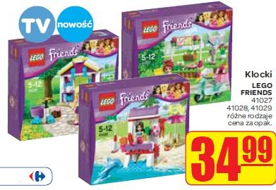Archiwum Klocki Lego Friends Carrefour 12 03 2015 17 03