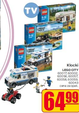 Carrefour lego city