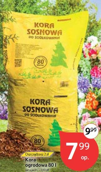 Archiwum Kora Ogrodowa 80 L Tesco 08 04 2015 15 04 2015 Promoceny Pl Ulotki Promocje Znizki