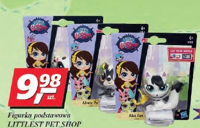 Archiwum Figurka Podstawowa Littlest Pet Shop Real 21 05 2015 01 06 2015 Promoceny