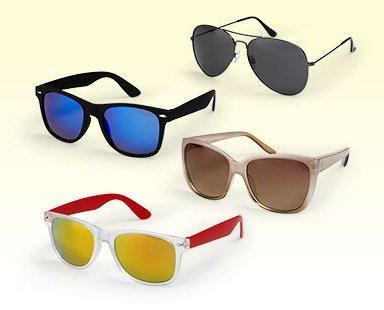 Archiwum   Okulary przeciwsłoneczne damskie lub męskie